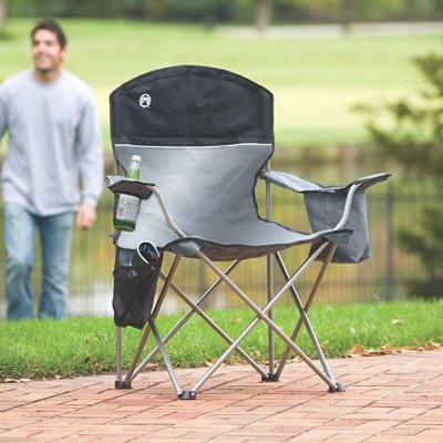 portable camping quad chair picture 1