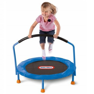 little tikes 3' trampoline picture 1