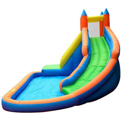 inflatable bounce slide picture 2
