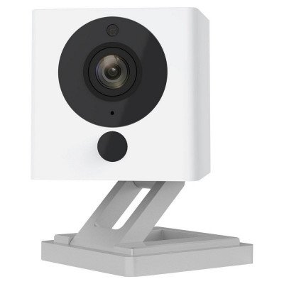 HD smart home camera with night vision picture 1