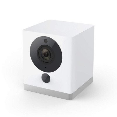HD smart home camera with night vision picture 2