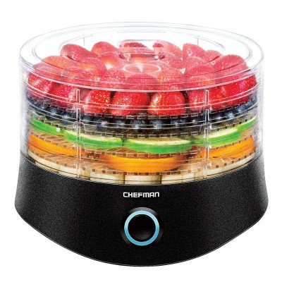 5 tray round food dehydrator picture 1
