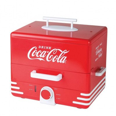 nostalgic Coca-Cola Hot Dog Steamer picture 1