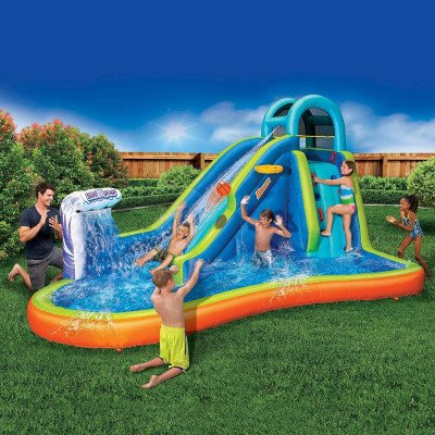 inflatable water slide picture 1