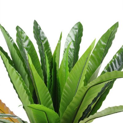 Decorative Potted Artificial Green fern picture 1