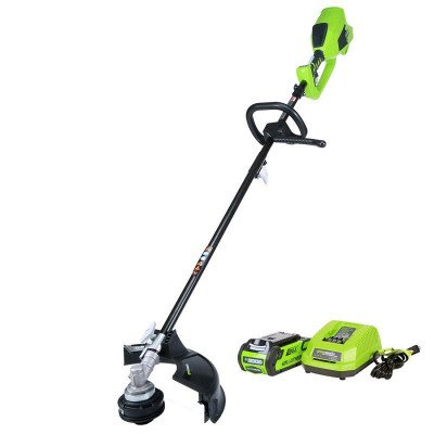 cordless string trimmer picture 3
