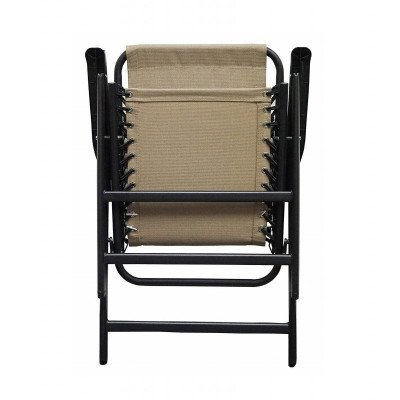 suspension folding chair picture 2