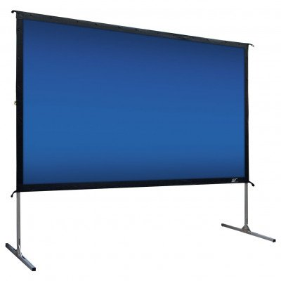 """120"""" Outdoor Projector Screen picture 2"""