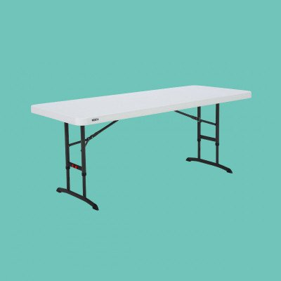 6' Commercial Grade Fold in Half Tables picture 1