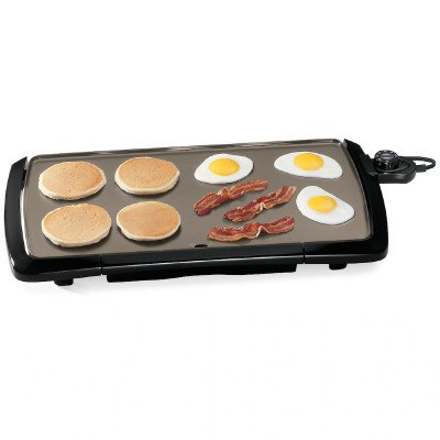Presto Jumbo Griddle Cool Touch picture 2