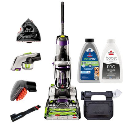 Bissell Pro Heat 2x Pet Pro Carpet Cleaner picture 4
