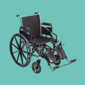 """Invacare Tracer SX5 Wheelchair 22"""" Seat"""