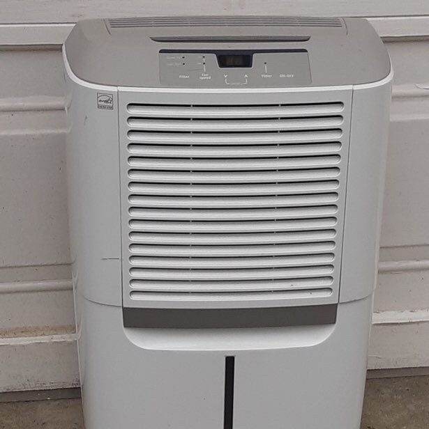 dehumidifier for flood relief