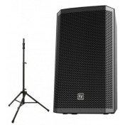 Electro Voice EV ELX 112P with stand