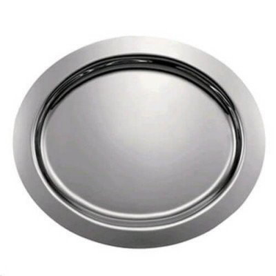 "Platter, 8""X12"" Oval - Stainless picture 1"