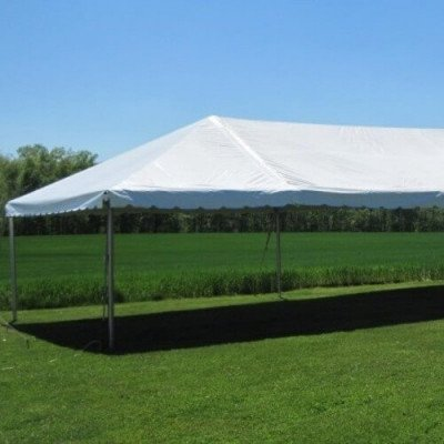 Tent, 20 X 60 Frame, White picture 1