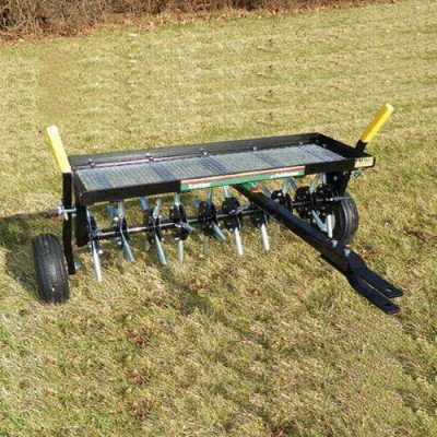 """Aerator, 32"""" Towable picture 1"""