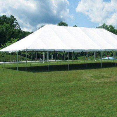 Tent, 20 X 80 Frame, White picture 1