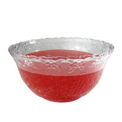 Punchbowl, 8 Quart With Ladle picture 1