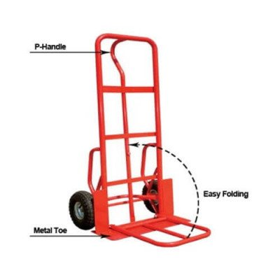 Hand Truck, Pneumatic Tire picture 1