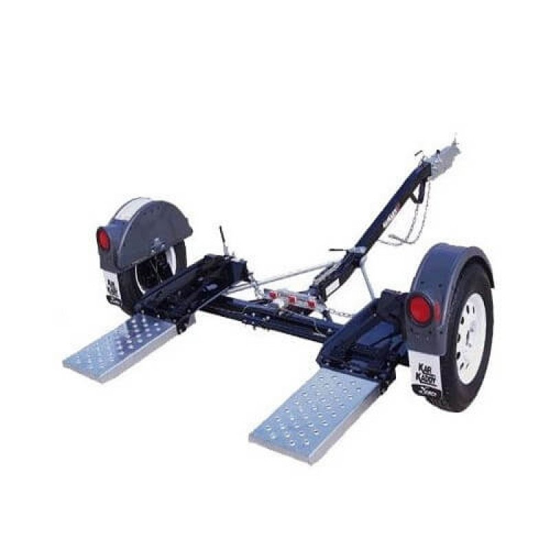 """Tow Dolly, 75""""W picture 1"""