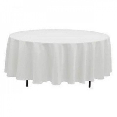 """Tablecloth, 108"""" Round picture 1"""