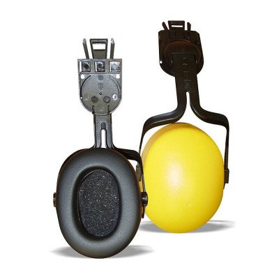 Cap Mount Earmuff for Hard Hats picture 2
