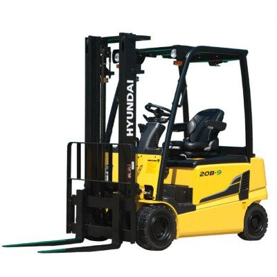 Warehouse Forklift - 6000 lbs - Gas picture 1