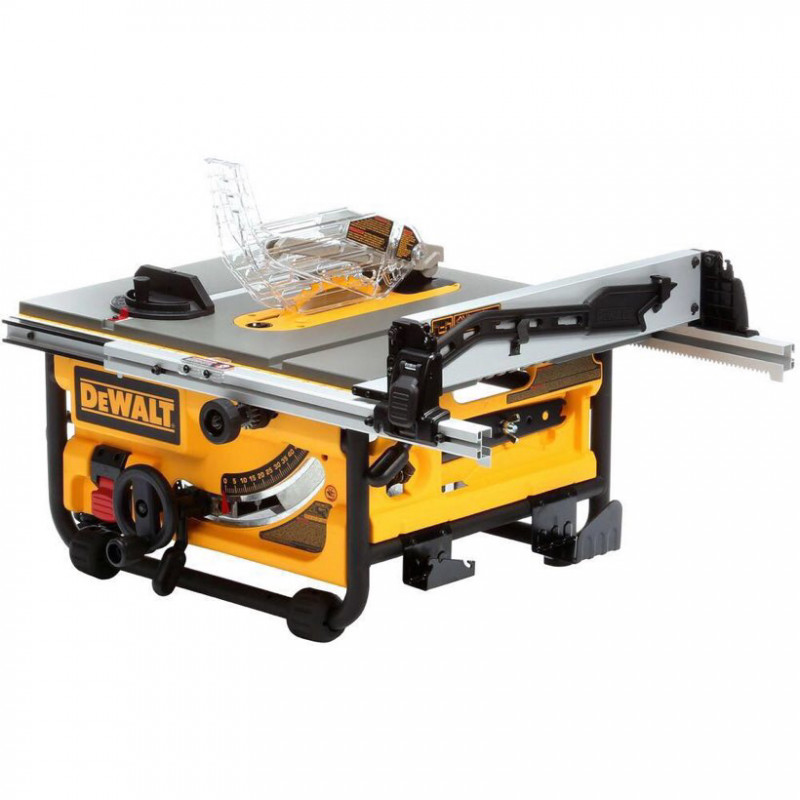 "Dewalt - 10"" portable table saw"