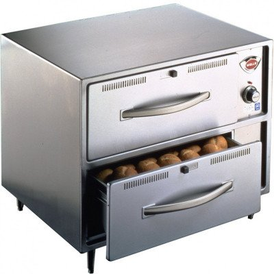 wells Two Drawer Food Warmer picture 1
