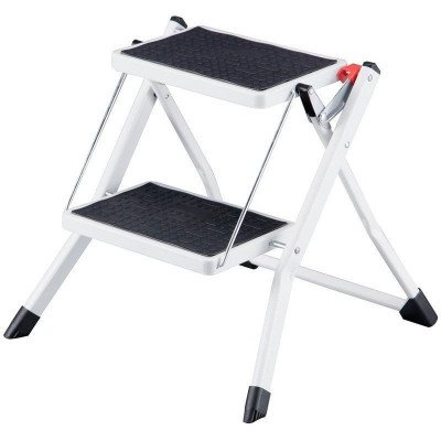 skinny mini folding step-stool