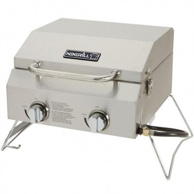 Portable table-top grill - RTP picture 1