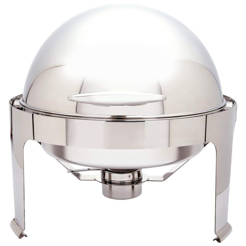 Formal chafing dish