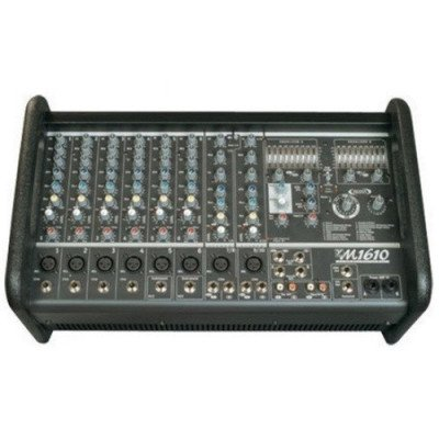 yorkville mp6 powered audio mixer