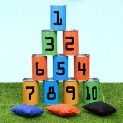 bean bag toss game for kids picture 1