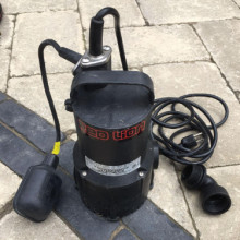 Red lion - Electric sump pump