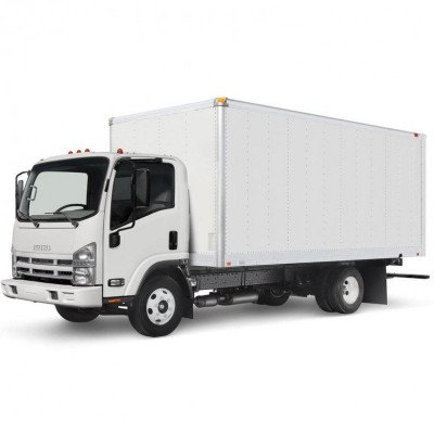 one-ton cube truck