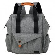 Hap Tim – Multi-function Baby Diaper Bag Backpack with Straps