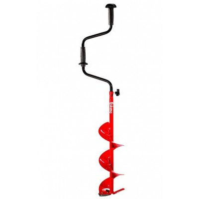 hand ice auger 7""