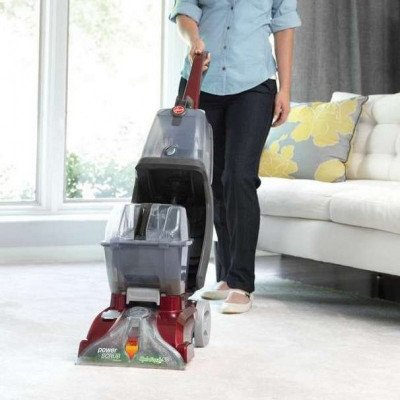 hoover – power scrub deluxe carpet washer-1