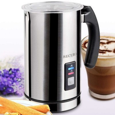 automatic electric milk frother-1