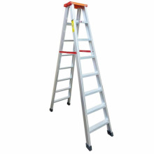 Step Ladder- aluminum- 11' – Grade 2