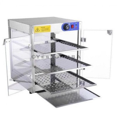 commercial pizza - concession food warmer display-1