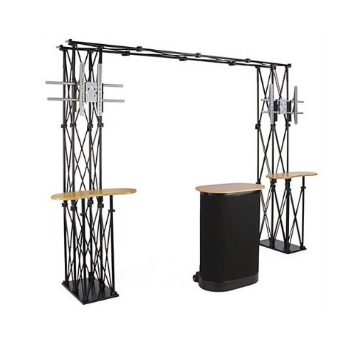Trade Show Truss with Booth