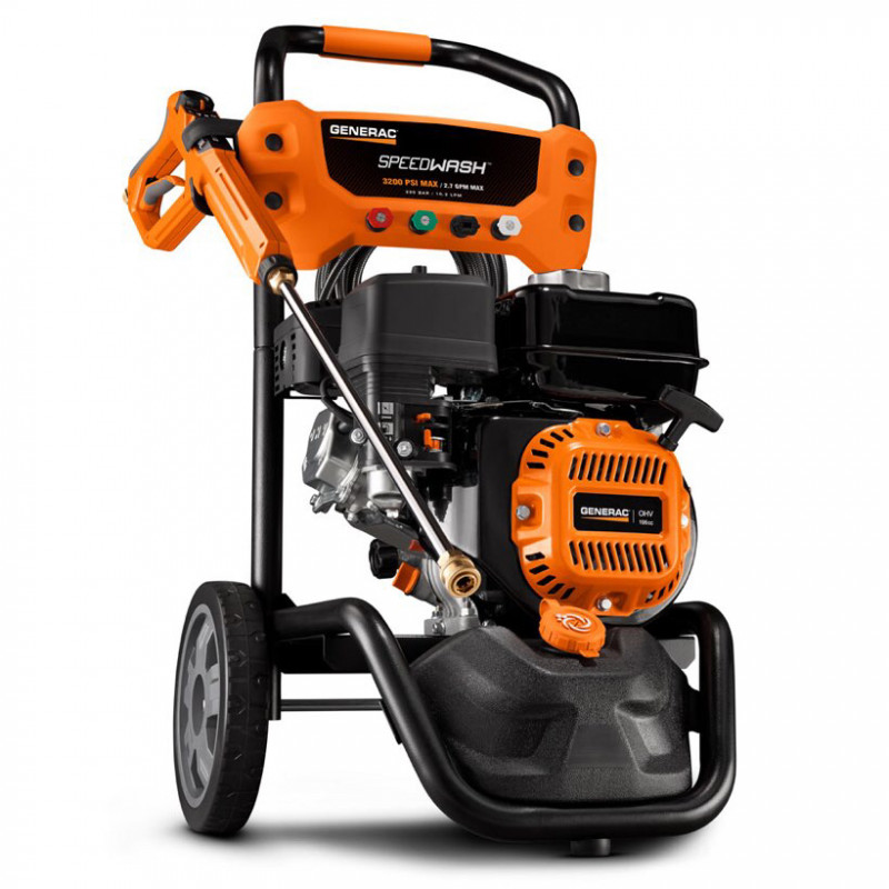gas pressure washer - generac - 3200 psi-1