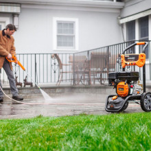 Gas Pressure Washer - generac - 3200 psi