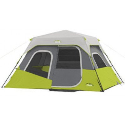 core equipment – 6 person cabin tent