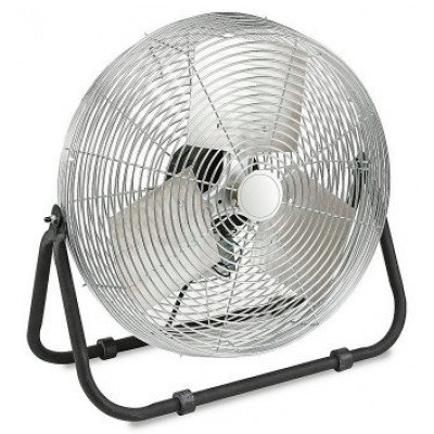 "commercial grade 18"" floor fan"