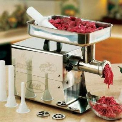 lem products – stainless steel electric meat grinder-1