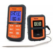 ThermoPro - Remote Wireless Digital Kitchen Cooking Thermometer